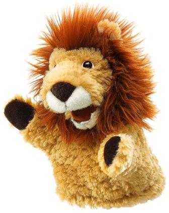 Folkmanis Little Lion (2930)