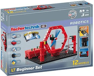 Fischertechnik ROBOTICS LT - Beginner Set