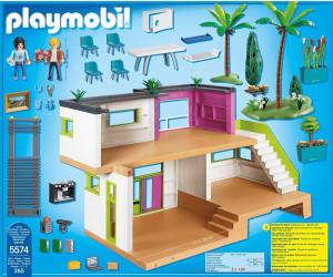 playmobil maison moderne 5574 au meilleur prix sur. Black Bedroom Furniture Sets. Home Design Ideas