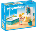 Playmobil city life g stebungalow 5586 ab 29 99 for Rutsche fa r hochbett