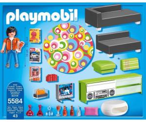 Playmobil City Life - Wohnzimmer (5584) ab 17,99 € (Januar ...