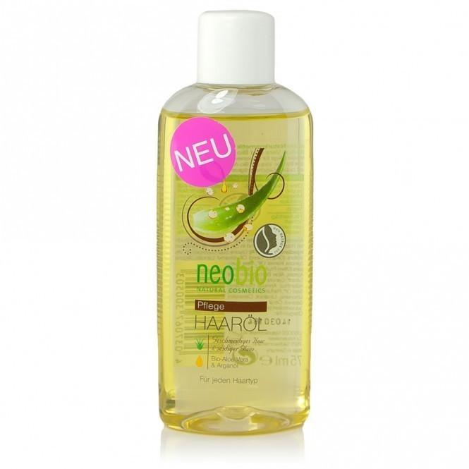 Neobio Haaröl Bio- Aloe Vera & Arganöl (75ml)