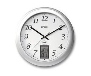 unilux horloge radio pilot e instinct au meilleur prix sur. Black Bedroom Furniture Sets. Home Design Ideas