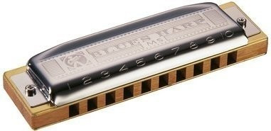 Image of Hohner Blues Harp MS F