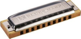 Image of Hohner Blues Harp MS A