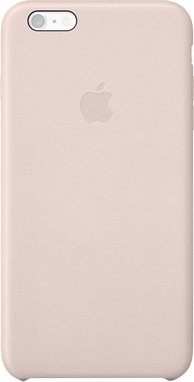 Apple Leder Case Soft Pink (iPhone 6 Plus)