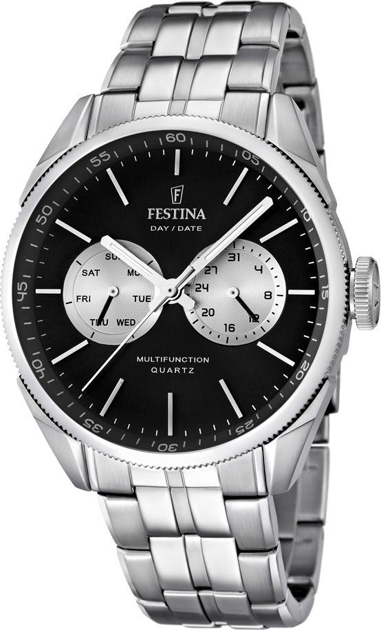 Festina F16630/7 black/white