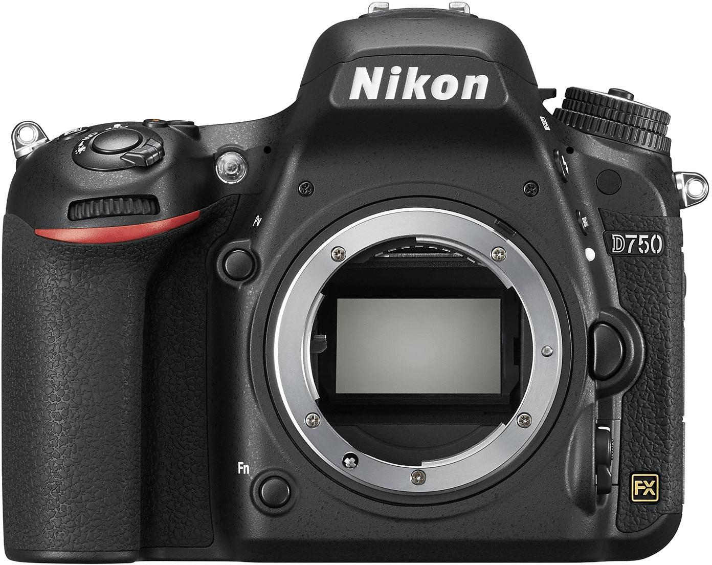 Image of Nikon D750 BodyOfferta a tempo limitato - Affrettati