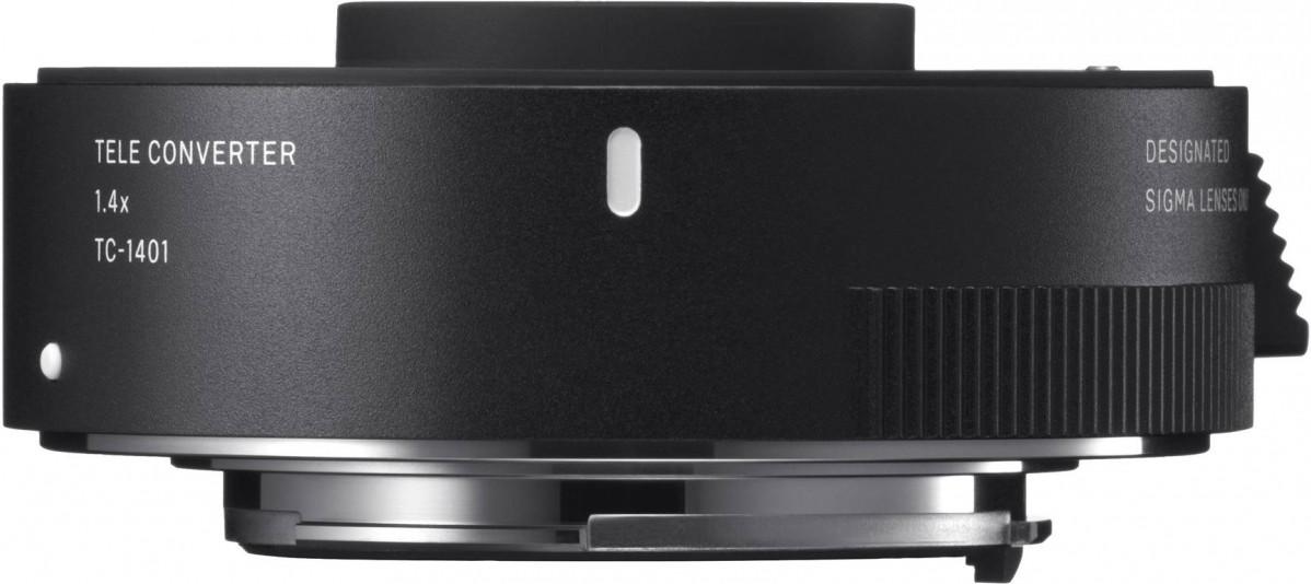 #Sigma TC-1401 Canon#