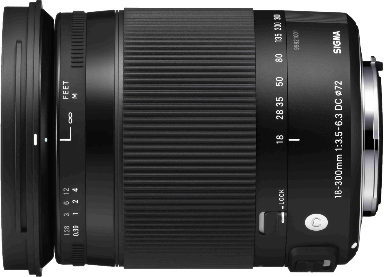 Sigma 18-300mm f3.5-6.3 DC Macro HSM Sony/Minolta