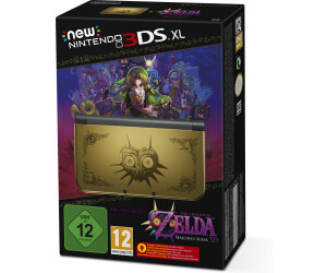 nintendo new 3ds xl au meilleur prix sur. Black Bedroom Furniture Sets. Home Design Ideas