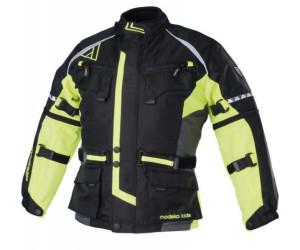 S Modeka Textiljacke Motorradjacke PANAMERICANA schwarz-gelb