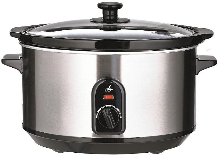 Image of Lakeland Slow Cooker 6.5L