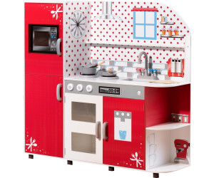 Plum Products Cookie Interactive Wooden Play Kitchen