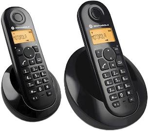 Motorola C602 Schwarz