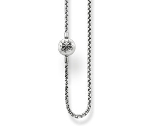 thomas sabo 50 cm karma beads kette kk0002 001 12 l50 ab. Black Bedroom Furniture Sets. Home Design Ideas