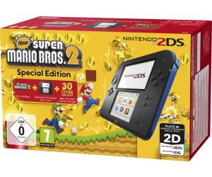 Nintendo 2DS black-blue + New Super Mario Bros. 2 - Special Edition