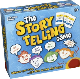Paul Lamond Games The Story Telling Game (engli...