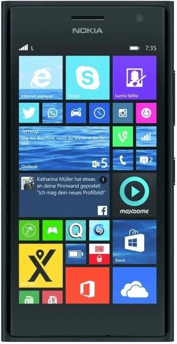 Nokia Lumia 735 Grau