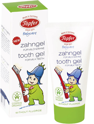 Töpfer Babycare Zahngel (50ml)