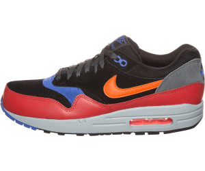 a6379cb1dd Buy Nike Air Max 1 Essential black/hyper crimson/royal blue/red clay ...