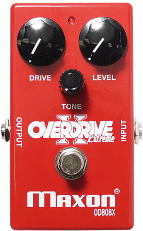 Image of Maxon OD-808X Extreme Overdrive