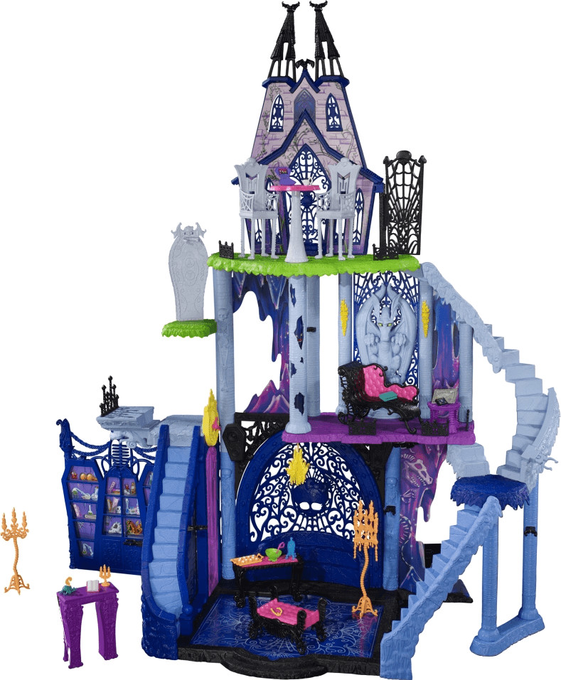 Mattel Monster High Freaky Fusion Catacombs (BJR18)