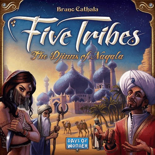 Days of Wonder Five Tribes - The Djinns of Naqa...