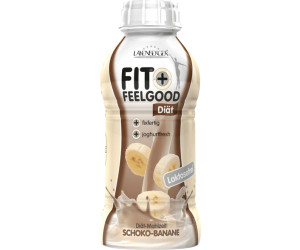 Fit + Feelgood FixFertig Diät-Shake Schoko Banane (312 ml)