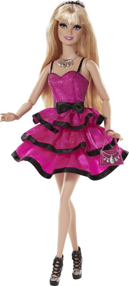 Barbie Fashionistas Party Moden (CCM07)