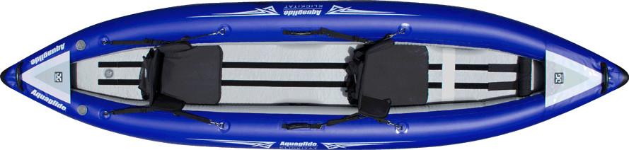 Aquaglide Klickitat Two HB Inflatable Kayak