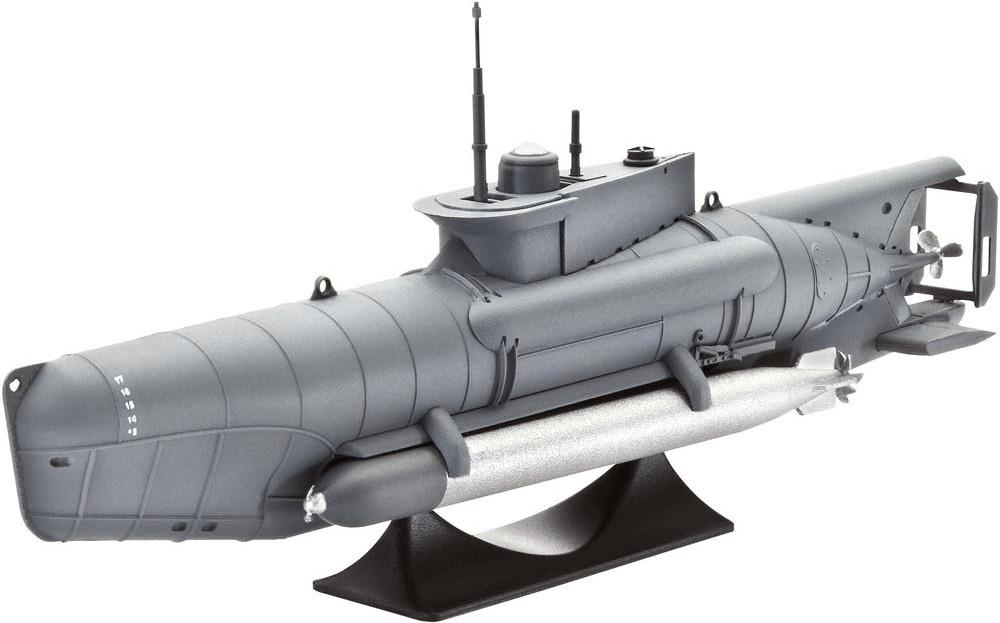 Revell German Submarine Type XXVII B ´´Seehund´´