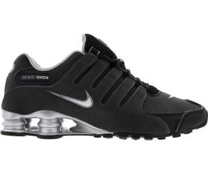 quality design bae9e 0e6cc ... hot men u0027s nike shox nz eu running shoes white black white 501524  106 08d5f 6e52c