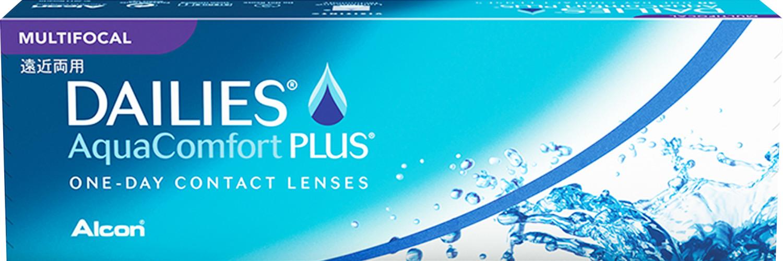 Alcon Dailies AquaComfort Plus Multifocal +2.50 (30 unità)