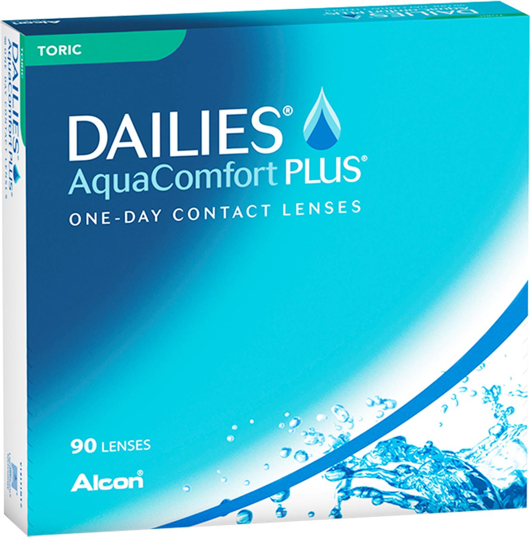 Alcon Dailies AquaComfort Plus Toric 6.50 (90 unità)