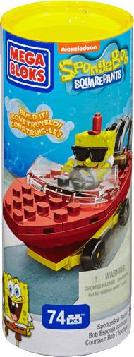 MEGA BLOKS SpongeBob Schwammkopf - SpongeBob Re...