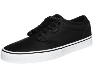 vans atwood buck leather black