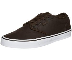Vans Atwood Hi Leather Noire Noir 42 VKZQ6qn