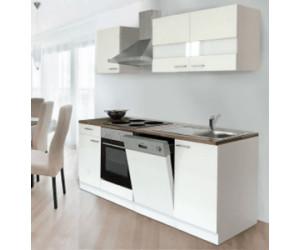 respekta k chenzeile 220cm wei kb220ww ab 882 62. Black Bedroom Furniture Sets. Home Design Ideas