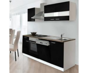 respekta k chenzeile 220cm kb220w ab 929 99 preisvergleich bei. Black Bedroom Furniture Sets. Home Design Ideas