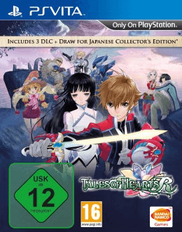 Tales of Hearts R: Soma Link Edition (PS Vita)