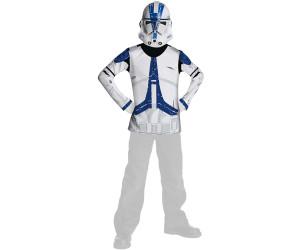 6ea4b02ccd5e1 Rubie's Star Wars : Top & masque Clone Trooper au meilleur prix sur ...