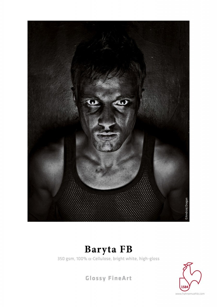 Image of Hahnemühle Baryta FB (HAH10643698)