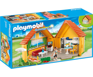 playmobil maison de vacances 6020 au meilleur prix sur. Black Bedroom Furniture Sets. Home Design Ideas