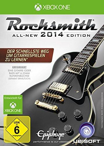 Rocksmith 2014 (Xbox One)