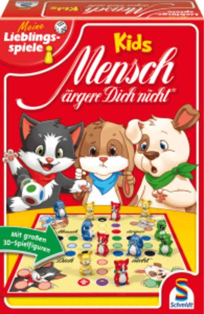 Schmidt-Spiele Mensch ärgere Dich nicht Kids (40534)