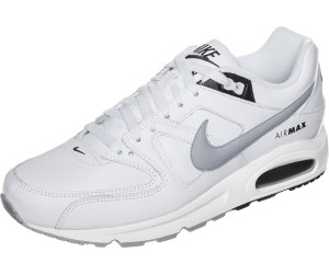 Nike Air Max Command Leather White Black Wolf Grey Challenge