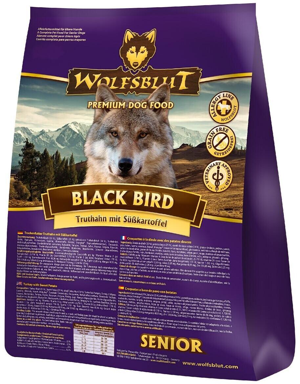 Wolfsblut Black Bird Senior (15 kg)