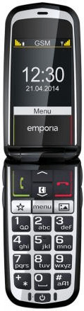 Image of Emporia GLAM V34 Black
