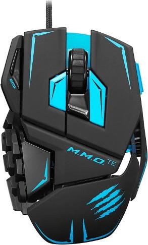 Image of Mad Catz M.M.O. TE (matt black)